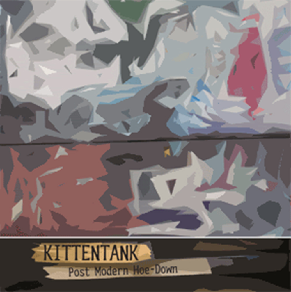 Kittentank – Post-modern hoe down